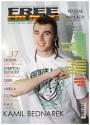 Kamil Bednarek na okładce 17. numeru FreeColours