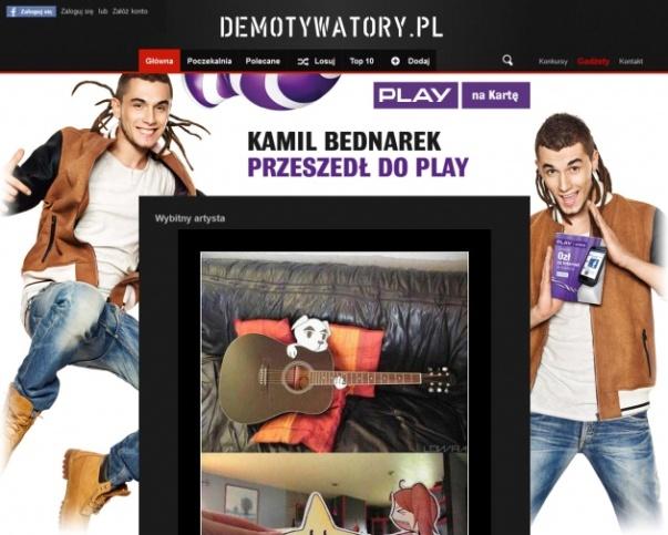 Bednarek Play Demotywatory